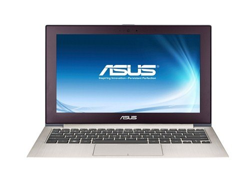 ASUS ZENBOOK sliver Core i7 3517U 128G Win7 HP シルバー UX21A-K3128