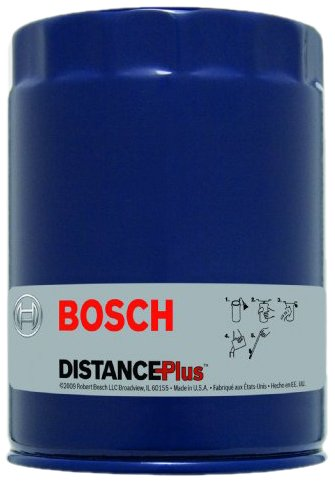 Bosch D3334 Distance Plus High Performance Oil Filter, Pack of 1