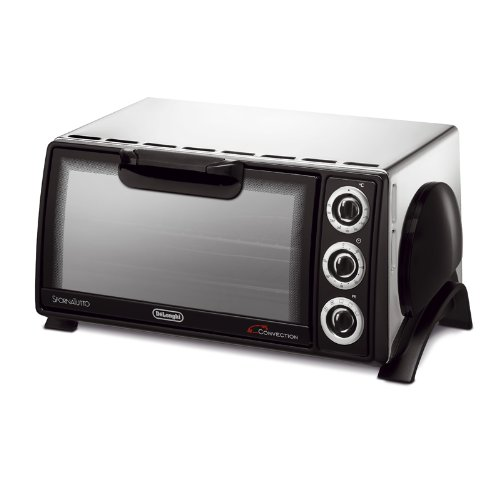 De 39 longhi sfornatutto eo1490 c forno elettrico ventilato for Tempo cottura pizza forno ventilato
