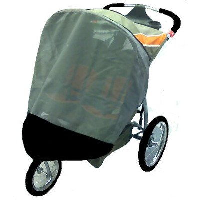 Sashas Sun, Wind And Insect Cover Baby Trend Double Expedition Swivel Wheel Jogger