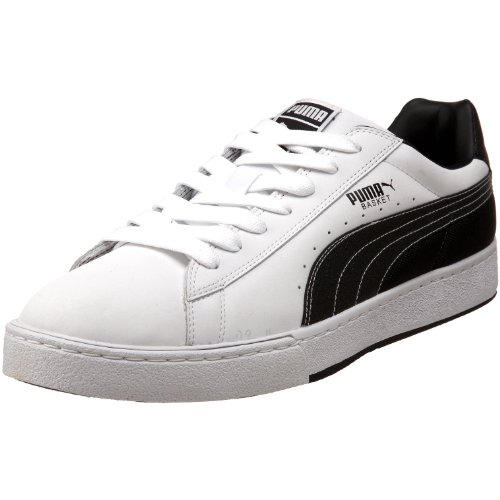 PUMA Men's Basket II Worksite Sneaker