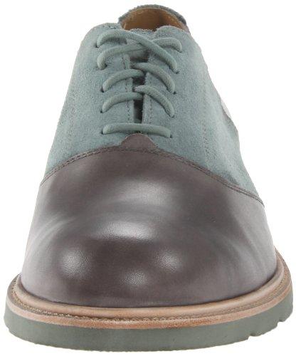 COLE HAAN Christy Wedge Saddle 男士真皮牛津鞋 $74.4(约¥550)图片