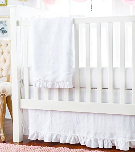 New Arrivals 2 Piece Crib Bed Set, Madison Avenue
