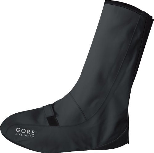 Gore Bike Wear Universal City Overshoes - Black, 48-50