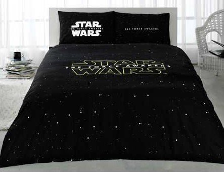 100% Turkish Cotton 4 Pcs!! Ranforce STAR WARS Full Double Queen Size Quilt Duvet Cover Set Bedding Made in Turkey Licensed by TAC (Star Wars Quilt Queen compare prices)