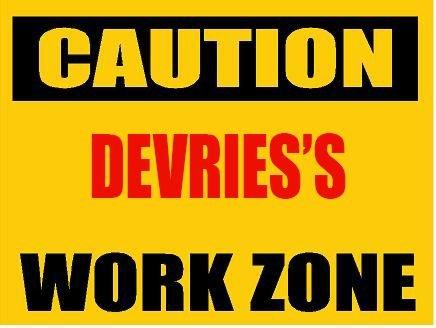 caution-devries-work-zone-computer-desk-mousepad-decorative