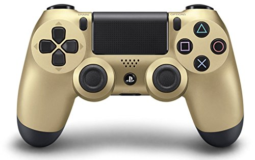 DualShock 4 Wireless Controller for PlayStation 4 - Gold [Import] (Gold Controller compare prices)
