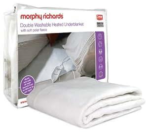 Morphy Richards 75188 EPP Polar Fleece 4-Heat - Double