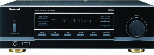Sherwood RX-4105 100 Watt Stereo Receiver (Black)