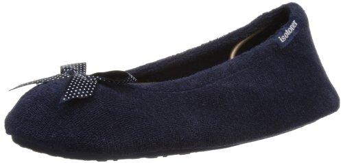 isotoner-stretch-terry-zapatillas-de-casa-de-sintetico-mujer-color-azul-talla-medium-medium-uk