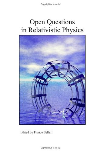 Open Questions in Relativistic Physics, .