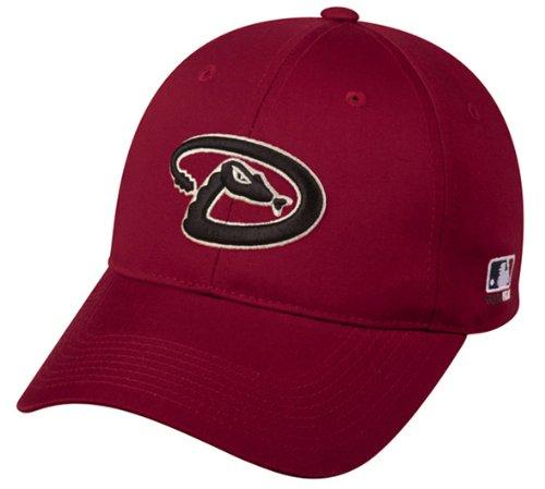 Arizona Diamondbacks (Home/Red) ADULT Adjustable