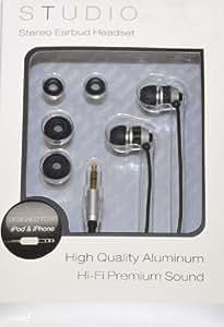 iWAVE EB2903-BML STUDIO Stereo Earbud Headset