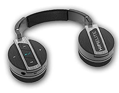 Bluetooth Headphones, HIFI ELITE Super66 ($300 Headphones Only $66) Over Ear, Bluetooth Headphones with HiFi Sound & Bass. Works wired, Wireless, and for hands-free calls