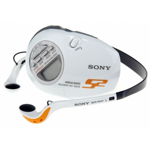 Sony S2 Sports Walkman Digital Stereo Armband Radio Slim And Lightweight, Am/Fm Weather Digital Tuner, Led Display Angle And Ergonomic Controls, 25 Station Preset Memory, Mega Bass Sound System, Stopwatch, Split And Pitch Timer, Sports Headphone And Belt