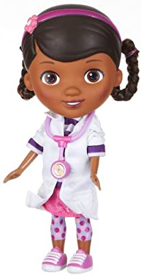Doc McStuffins Doll Doc Is In Time For A Check-up
