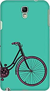 DailyObjects Paddleup Vintage Cycle Case For Samsung Galaxy Note 3 Neo
