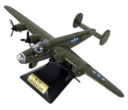 Diecast B-24 Liberator - 7.5