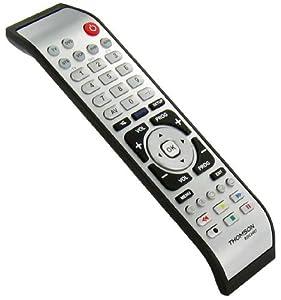 Thomson roc6407 t l commande universelle 6 en 1 argent - Thomson telecommande tv ...