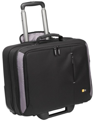 Case Logic VNR-217 Executive Rolling 17-Inch Laptop Case (Black)