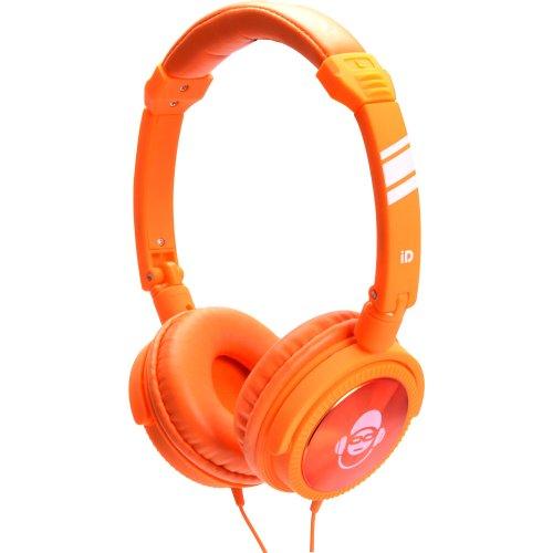 フックアップ iDance JOCKEY Orangeの写真01。おしゃれなヘッドホンをおすすめ-HEADMAN(ヘッドマン)-