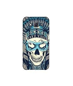 Kolor Edge Printed Back Cover For Samsung Galaxy On5 - Multicolor (8021-Ke10977SamOn5Sub)