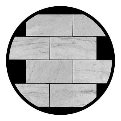 Carrara Marble Italian White Bianco Carrera 6x12 Marble Subway Tile Polished from Natural Stone Wholesaler