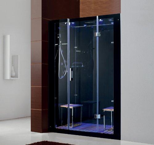 Eagle Bath Steam Shower.Eagle Bath M A6027b 59 Inch Steam Shower Enclosures Unit