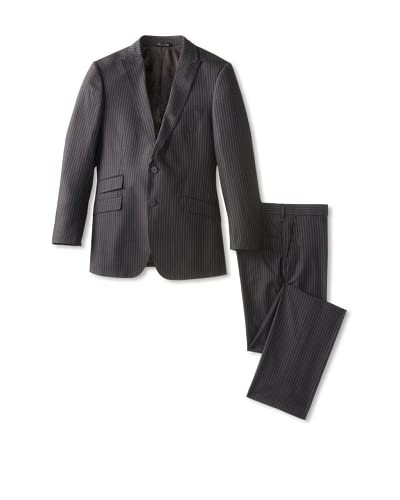 Giorgio Valentini Men's Stripe Suit