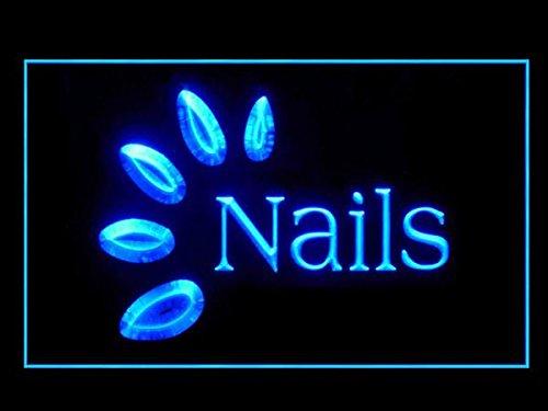 C B Signs Nail Salon Nails Led Sign Neon Light Sign Display