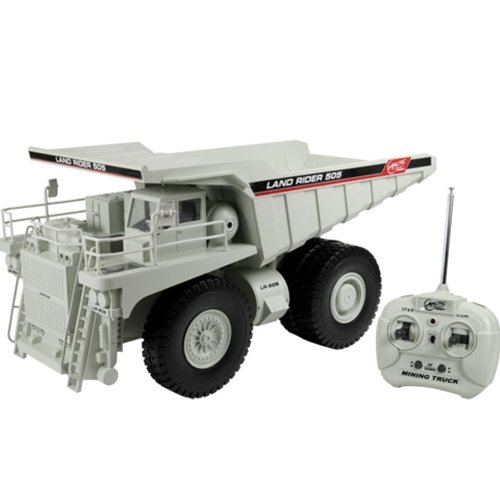 Hobby Engine Rc Construction Mining Truck 808