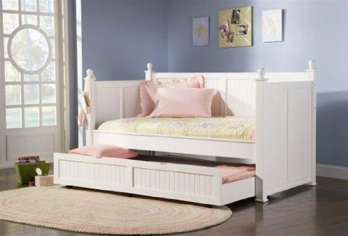 Cheap Trundle Beds 9811 front
