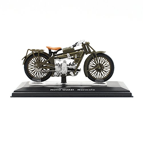 *99006 NEW 1:22 Motor Cycle model motorcycle MOTO GUZZI Normale Diecast Model... - 1