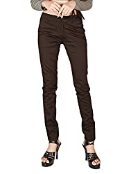 Focus Women's Superfine Cotton Trouser-30