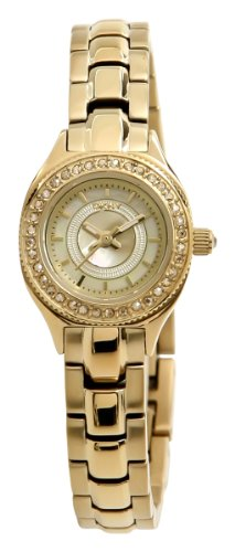 DKNY Women's NY4400 Gold Ion-Plated Stainless Steel Watch