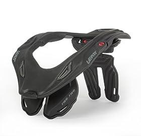 Leatt GPX 5.5 Neck Brace (Black/Grey, Large/X-Large)