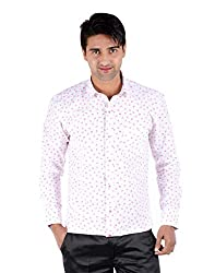 BENDIESEL MEN'S MULTICOLOUR FORMAL SHIRT