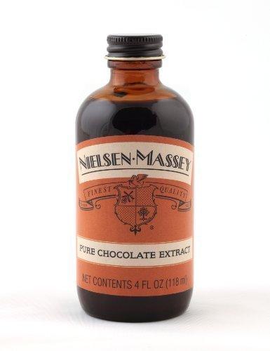 Nielsen Massey Chocolate Extract - 4 Ounce (Lemon Custard Ice Cream compare prices)