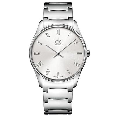 Calvin Klein K4D2114Z 38mm Steel Bracelet & Case Mineral Men's Watch