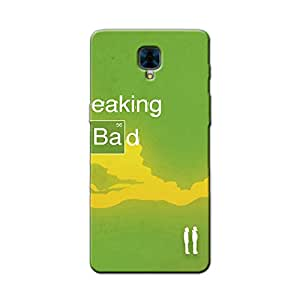 BREAKING BAD BACK COVER FOR ONE PLUS 3