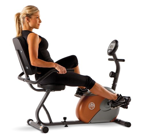 Marcy Recumbent Mag Cycle