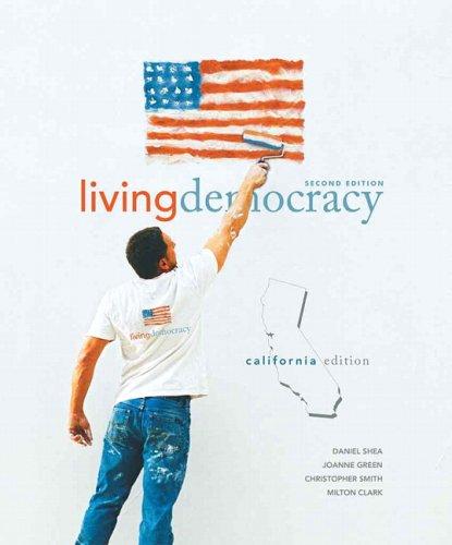 Living Democracy, California Edition (2nd Edition)
