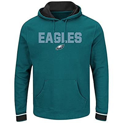 Philadelphia Eagles Championship Fleece Pullover Hooded Sweatshirt