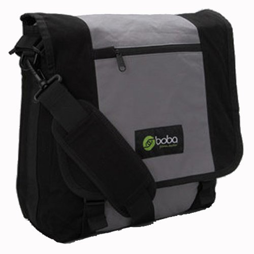 Boba Pack Shoulder Style Diaper Bag Can Attach to New Boba 3g and 4g Carriers Glacier