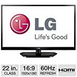 LG 22' 1080p IPS Monitor, TV Tuner, HDMI