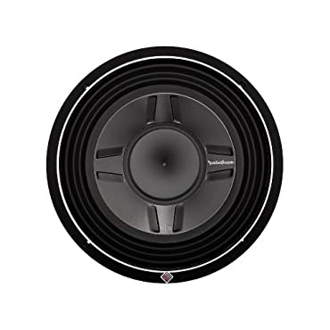 Rockford Fosgate P3SD4-12 P3 Punch Shallow Mount 12 DVC 4-Ohm Subwoofer