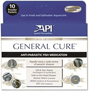 Fish & Aquatic Supplies General Cure Powder Packets