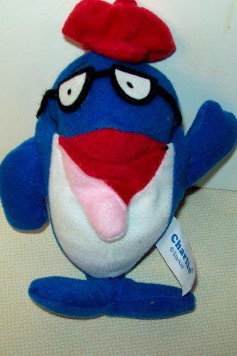 star-kist-6-charlie-tuna-official-plush-advertising-beanie-doll-by-n-a