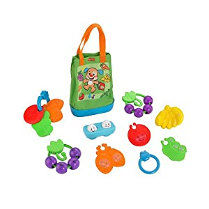 Fisher Price Sort and Learn Shopping Tote