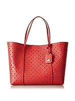 ZZ_Dolce & Gabbana Bolso asa al hombro (Rojo)